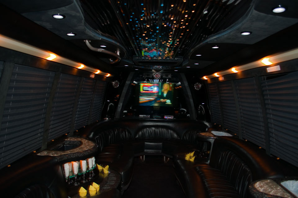 Fort Lauderdale Party Bus Rental
