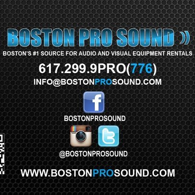 Boston Pro Sound