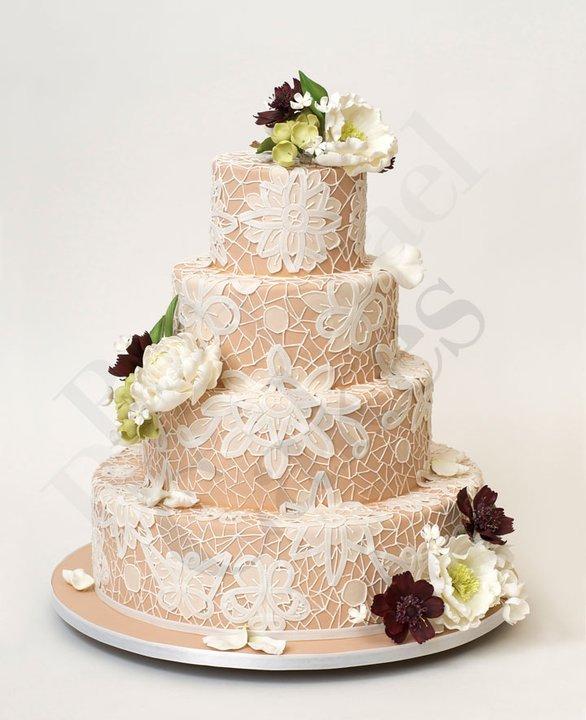 Trending Tuesday: Naked Wedding Cakes — Boston Wedding
