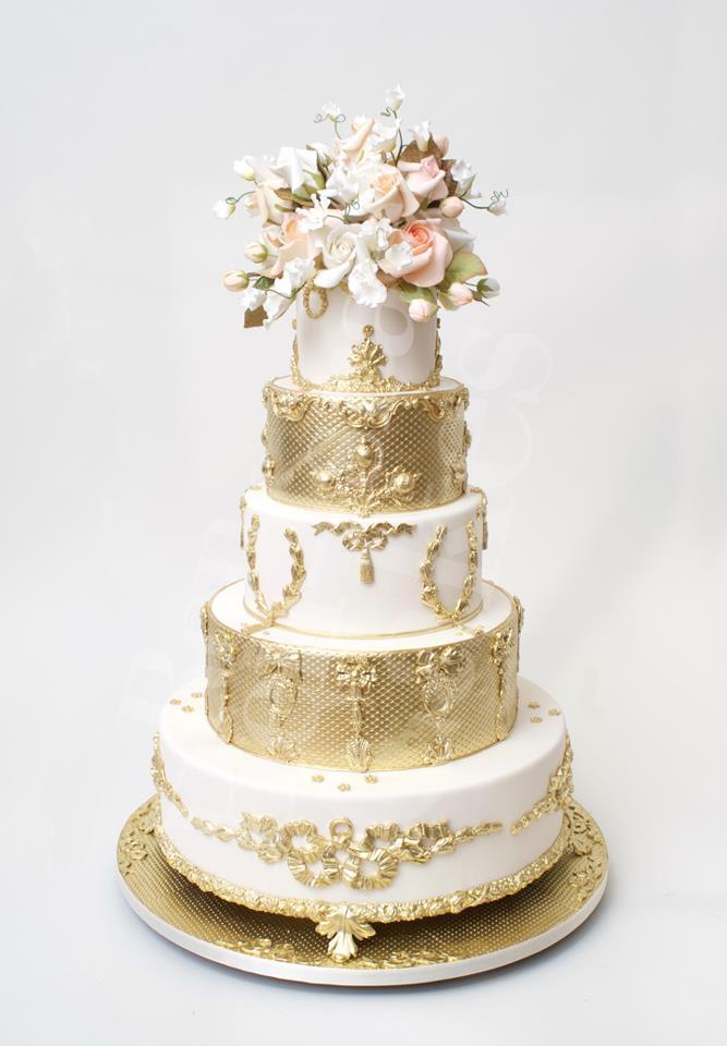 Wedding Cake Inspiration Ron Ben Isreal New York NY Wedding Cake Baker 3