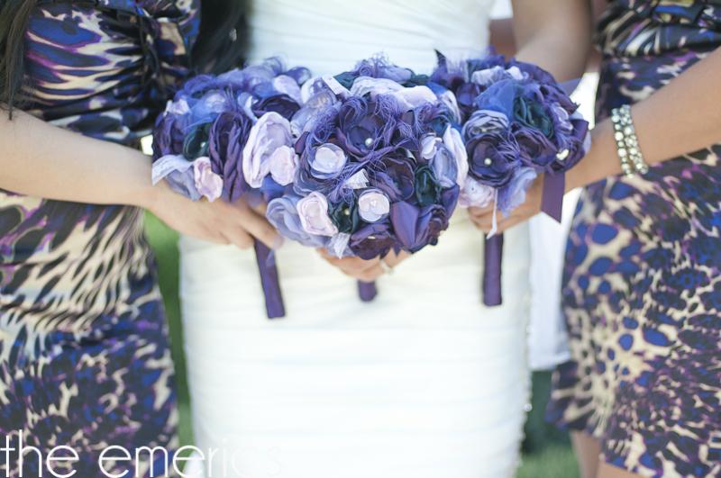 Purple-fabric-flower-bouquets-15.full
