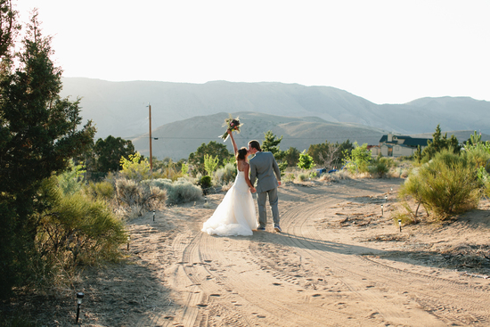 Spanish Springs Nevada Wedding