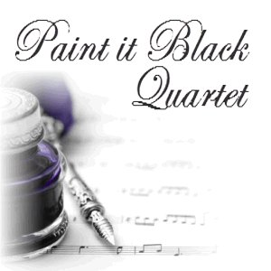 Beautiful Music, Orlando Wedding Music & Paint It Black Quartet www.Paintitblackquartet.com