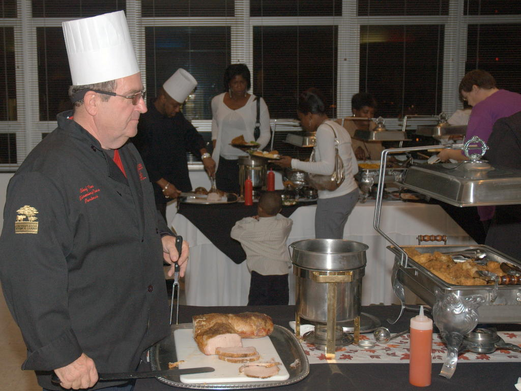 2006-11 FSH Graduation (Chef Carved Buffet)