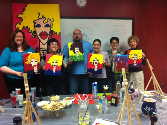 photo of Art Plus Studio - BYOB Painting Parties