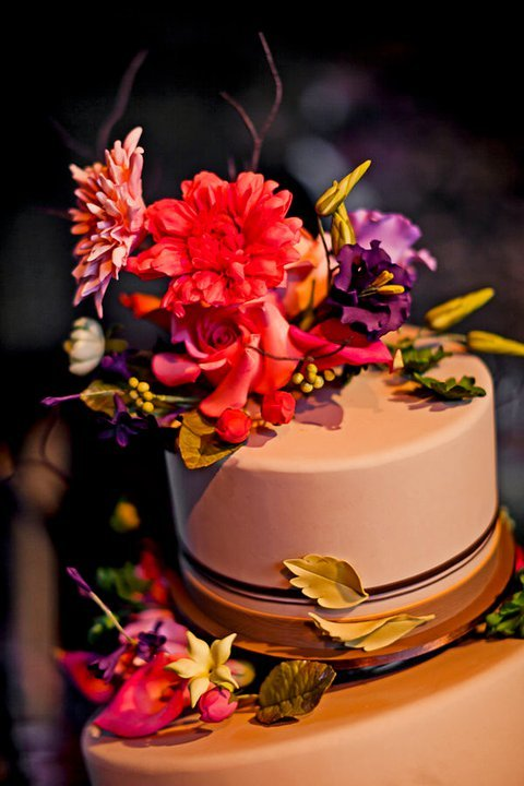 photo of wedding-cake-inspiration-Ron-Ben-Isreal-Cakes-4
