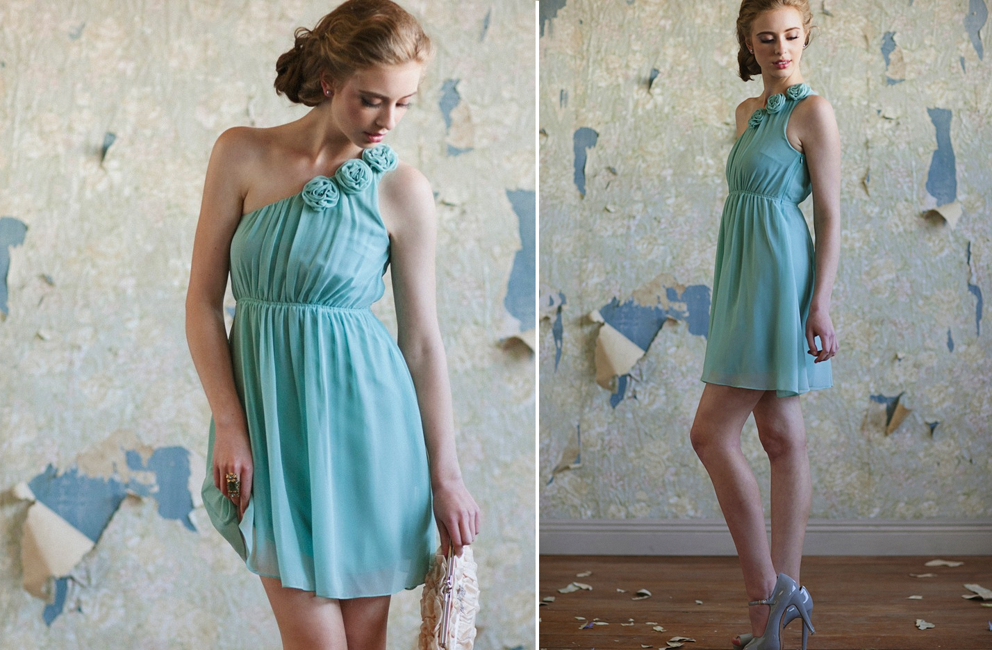 Ruche-bridesmaids-dresses-stylish-bridal-party-attire-aqua.original
