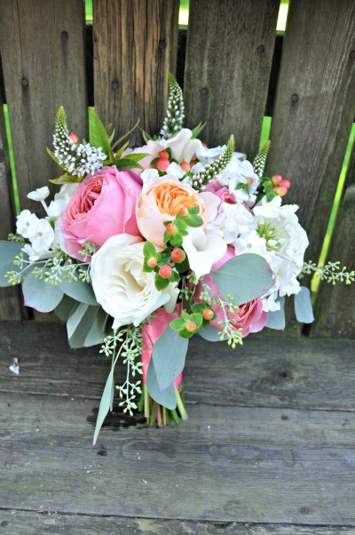 Raines Wedding Bridal Bouquet 400