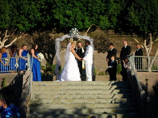 photo of Rev Charles Hall Wedding Officiant of Antelope Valley Ca