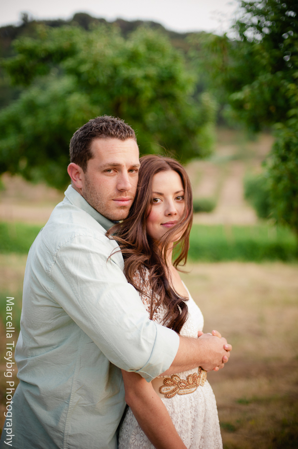 Rustic engagement session photos-6