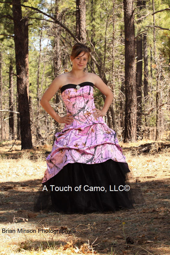 A Touch of Camo., LLC