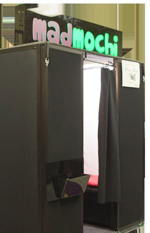 photo of Mad Mochi Photo Booth