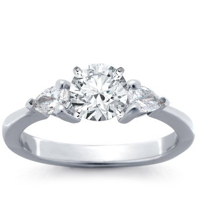 Pear Shaped Engagement