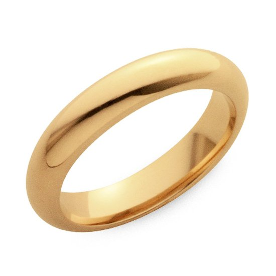 Yellow Gold Mens