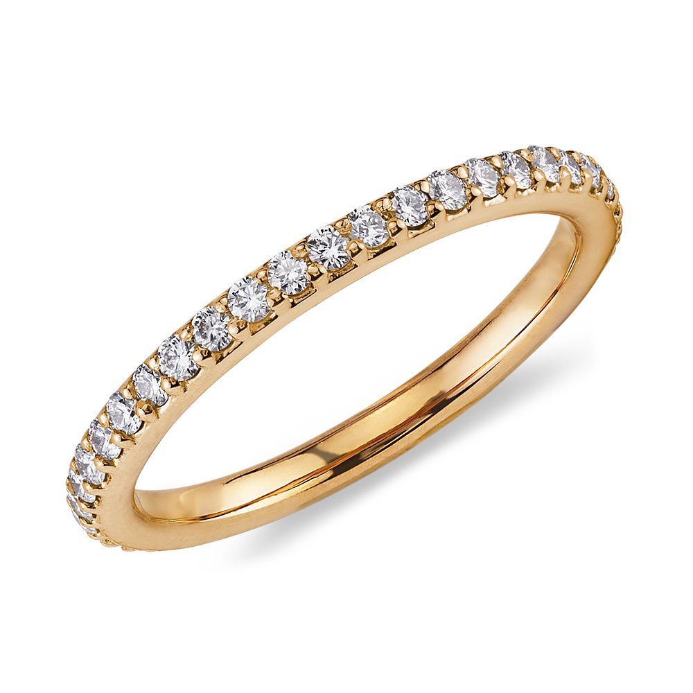 Pave Diamond Eternity