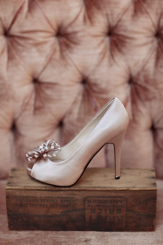 photo of Down the Aisle Heels