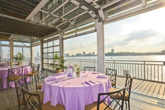 Chelsea Piers Sunset Terrace