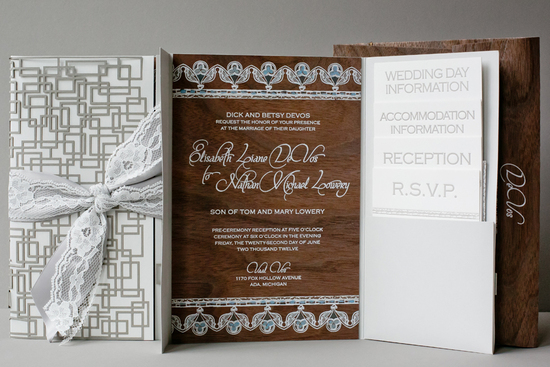 photo of Gwyneth Paige Luxury Letterpress