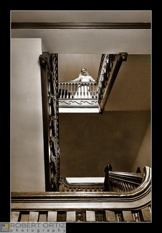 photo of Robert Ortiz Fine Arts Wedding Photography