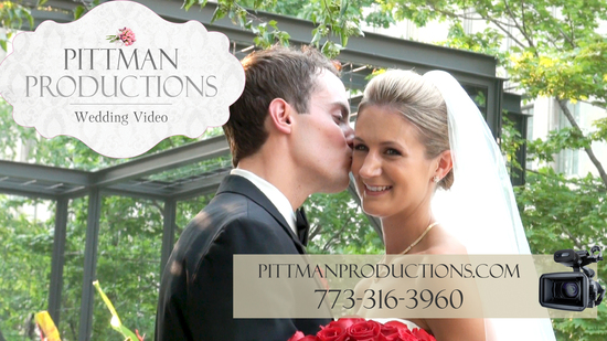 Pittman Productions Wedding Video