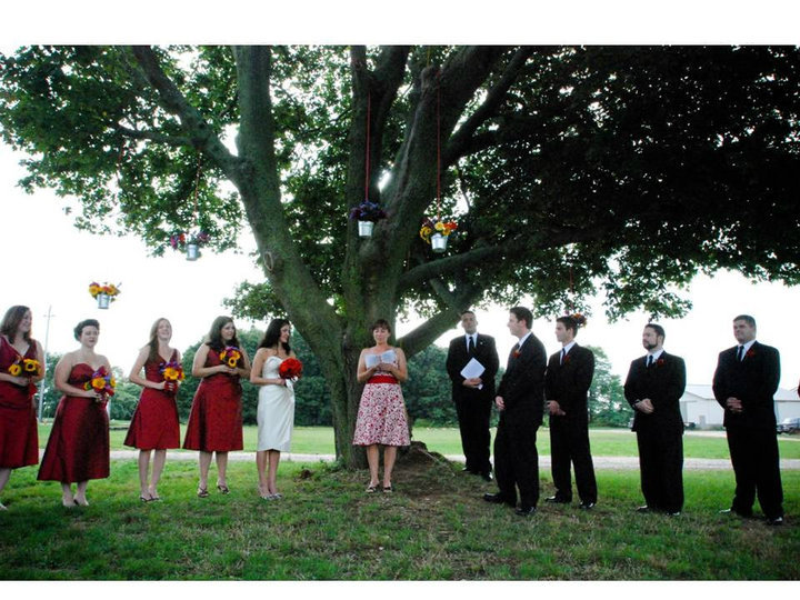 Tree ceremony