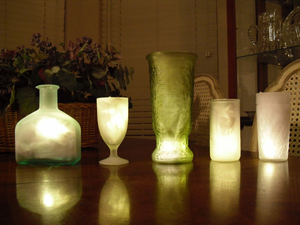 photo of Five Wedding DIYs that Light Things Up