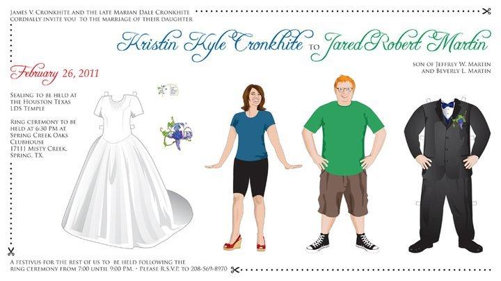 Unique-wedding-save-the-dates-paper-dolls.full
