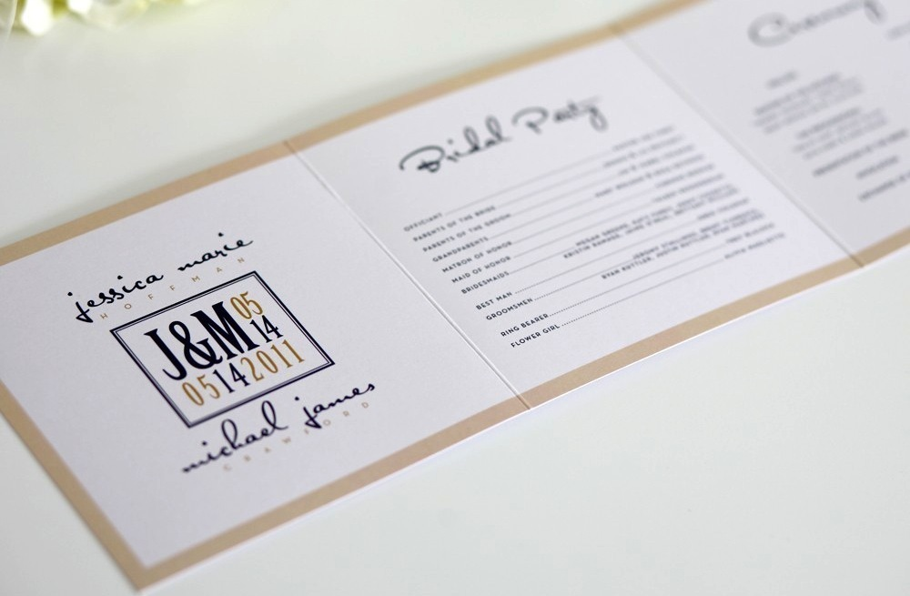 Wedding-invitation-inspiration-ceremony-program-weddings-by-etsy-deep-navy-beige.full