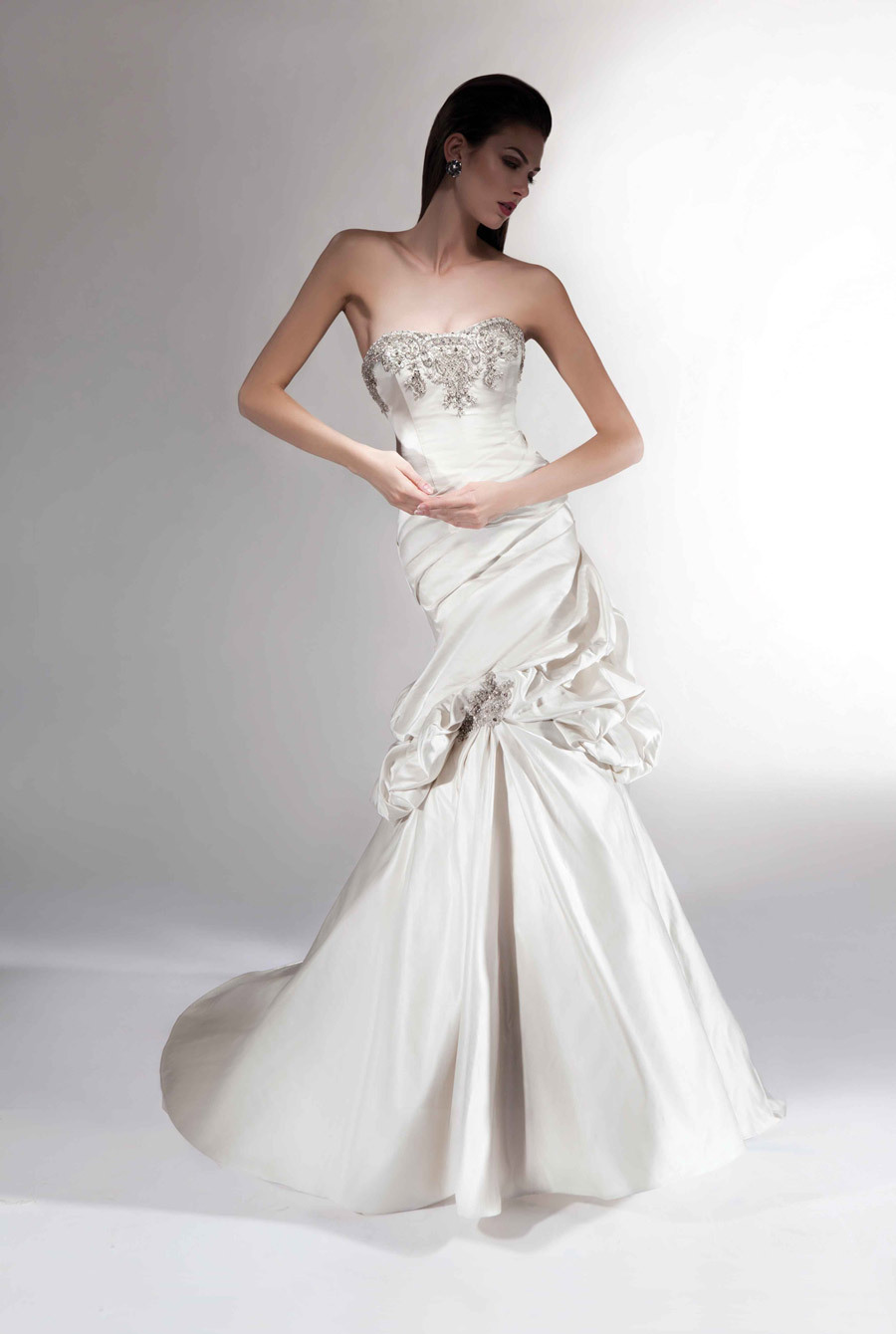 covetable wedding gowns 2013 bridal Victor Harper Couture 101