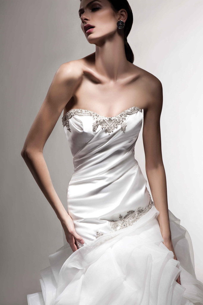 photo of covetable wedding gowns 2013 bridal Victor Harper Couture 102 b