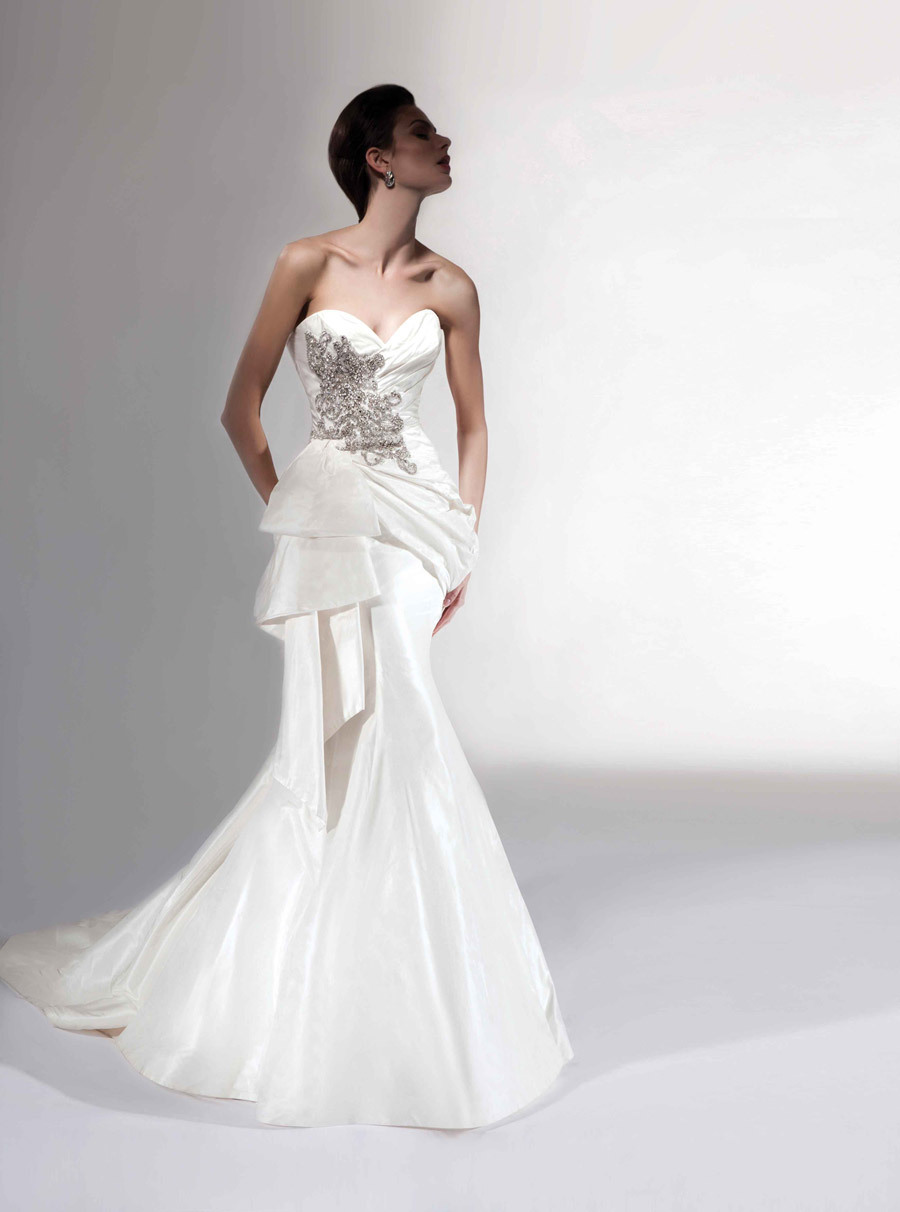 covetable wedding gowns 2013 bridal Victor Harper Couture 106
