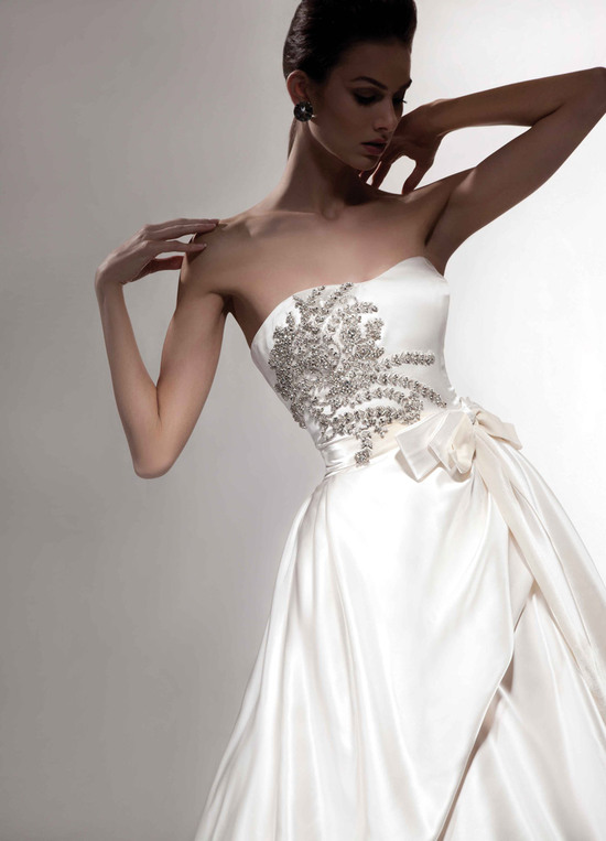 covetable wedding gowns 2013 bridal Victor Harper Couture 110