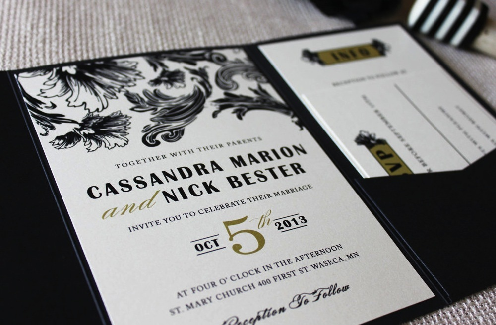 Gilded-wedding-invitations-etsy-weddings-stationery-vintage-glam-black-ivory-gold.full