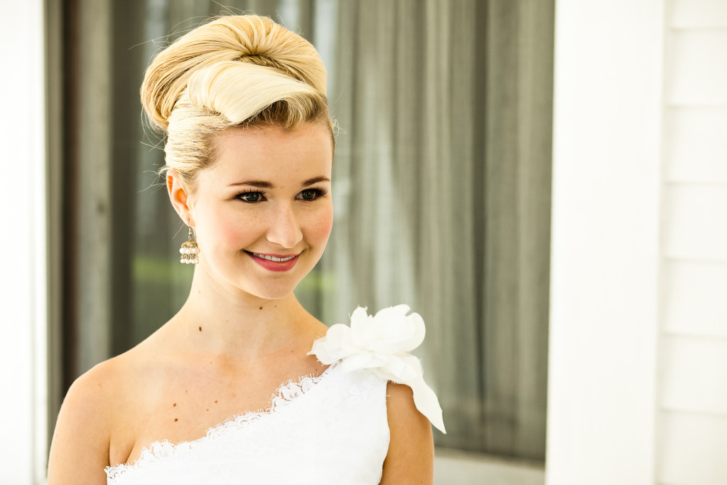 Romantic-mansion-wedding-with-vintage-inspired-bride-and-groom-bridal-updo.full