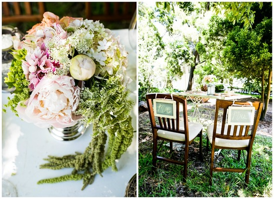 California wedding San Francisco mansion venue elegant bridal inspiration sweetheart table