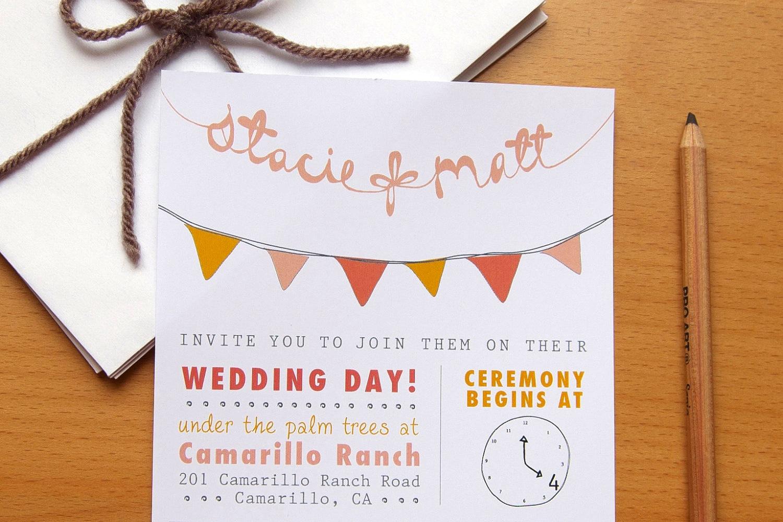 Diy Wedding Invitations Ideas 031 - Diy Wedding Invitations Ideas