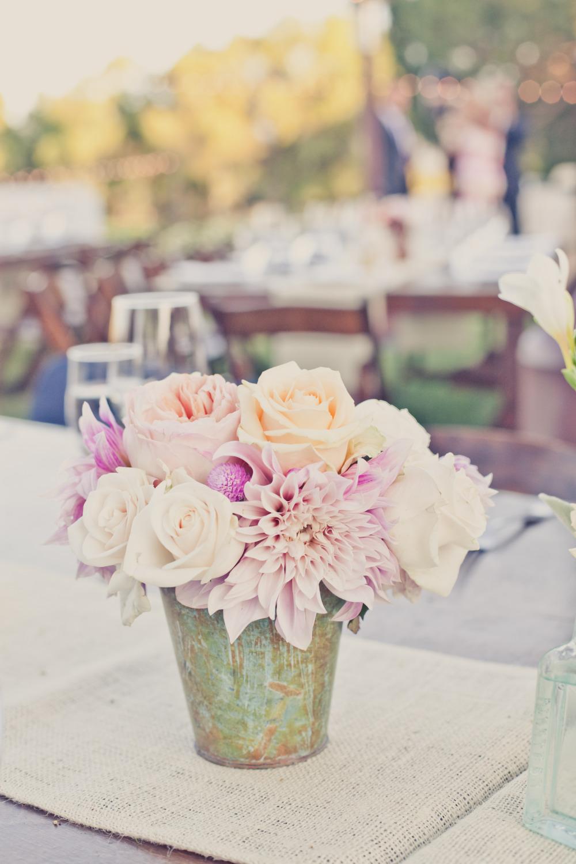 Elegant-real-weddings-lavender-peach-wedding-colors-romantic-centerpieces-dahlias-roses-peonies.full