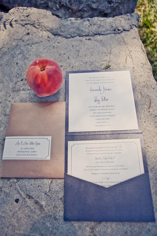Elegant-real-weddings-lavender-peach-wedding-colors-invitation-suite-2.full