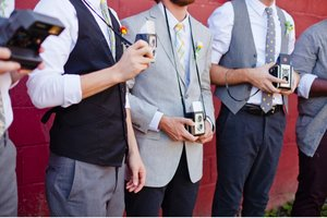 photo of Mix and Match Craze for Bridesmaids: Can Groomsmen Do It Too?