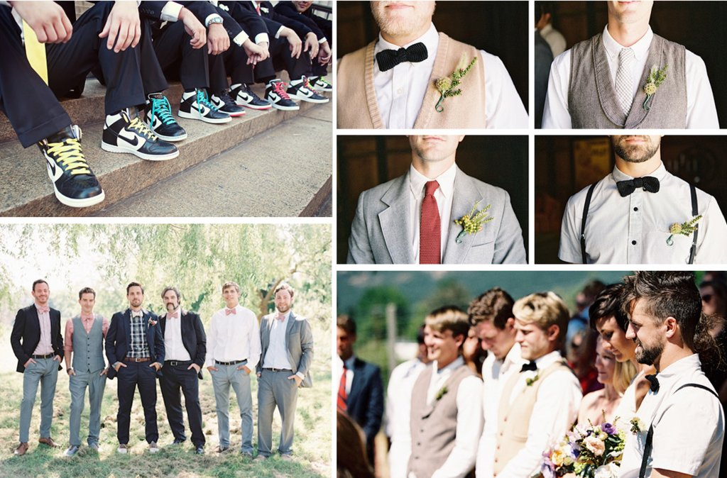 Mix-and-match-groomsmen-real-wedding-photos.full