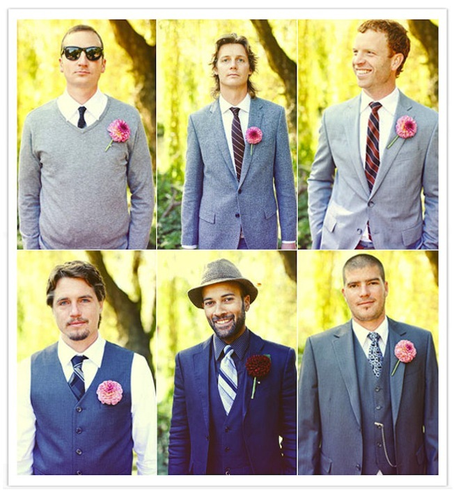Wedding-fashion-guide-for-groomsmen-mix-and-match-style-4.full