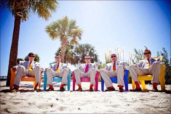 wedding fashion guide for groomsmen mix and match style 2