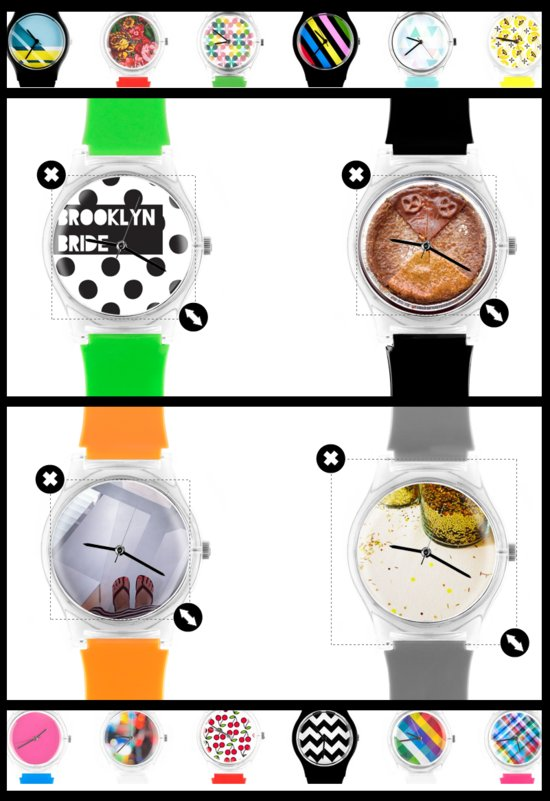 instagram watches unique wedding gift idea 4
