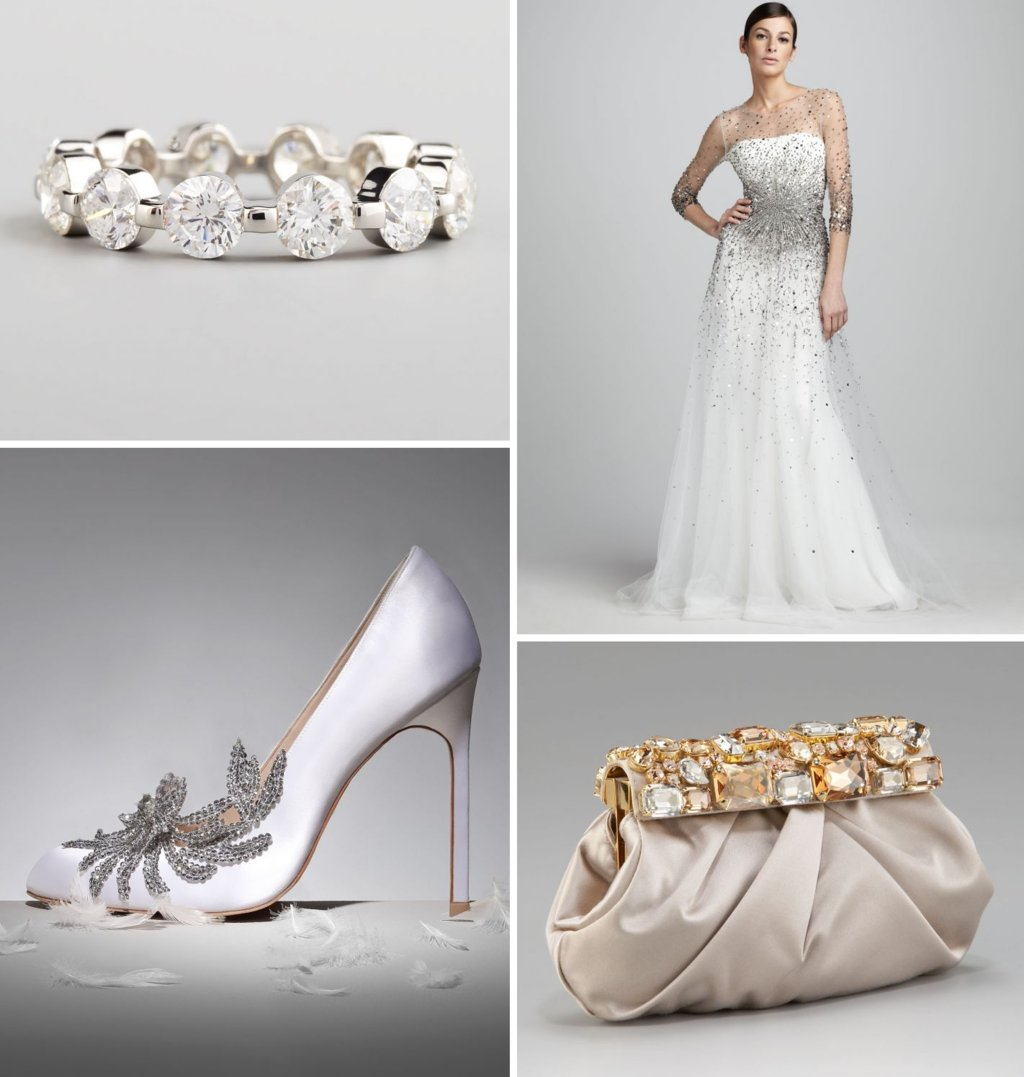 Top 10 wedding splurges for brides fall 2013 gowns shoes for Boots for wedding dresses