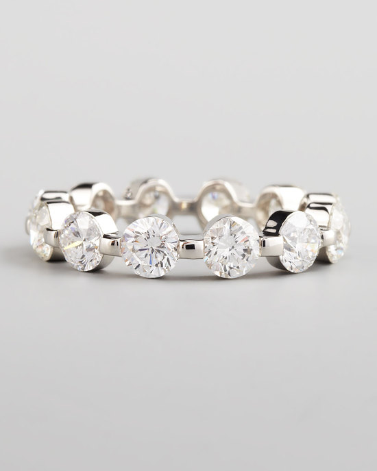 wedding splurge top 10 for fall 2012 diamond eternity band