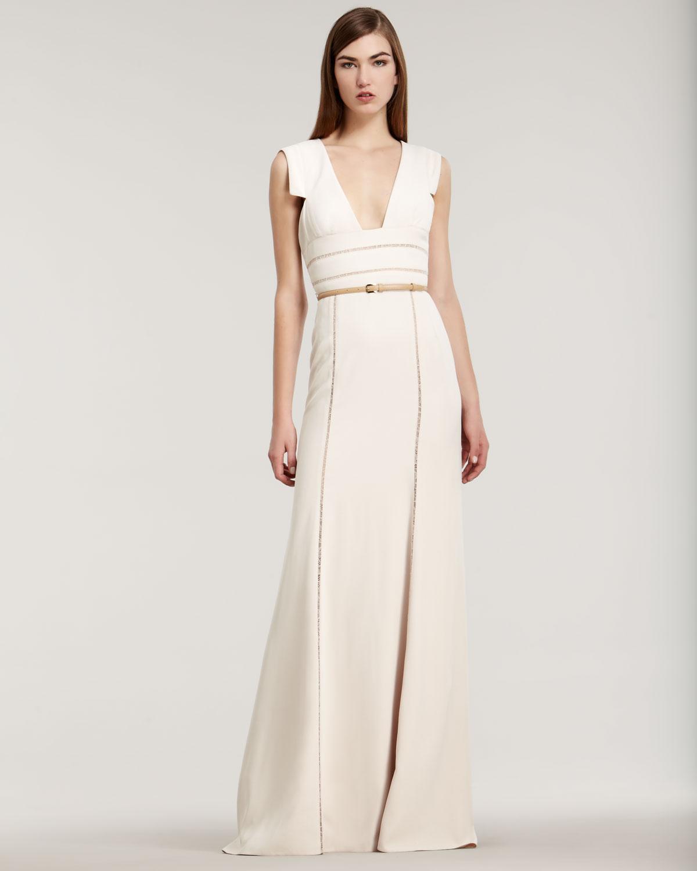 Wedding splurge top 10 for fall 2012 elie saab bridal gown for Elie saab 2012 wedding dresses