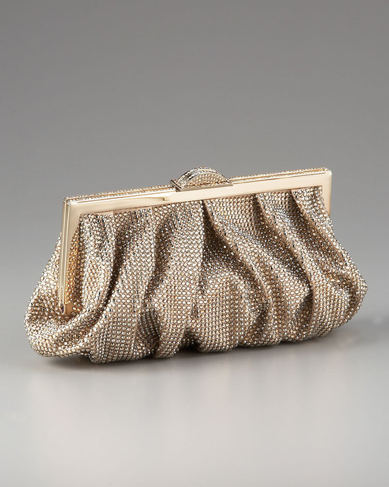 wedding splurge top 10 for fall 2012 Judith Leiber clutch