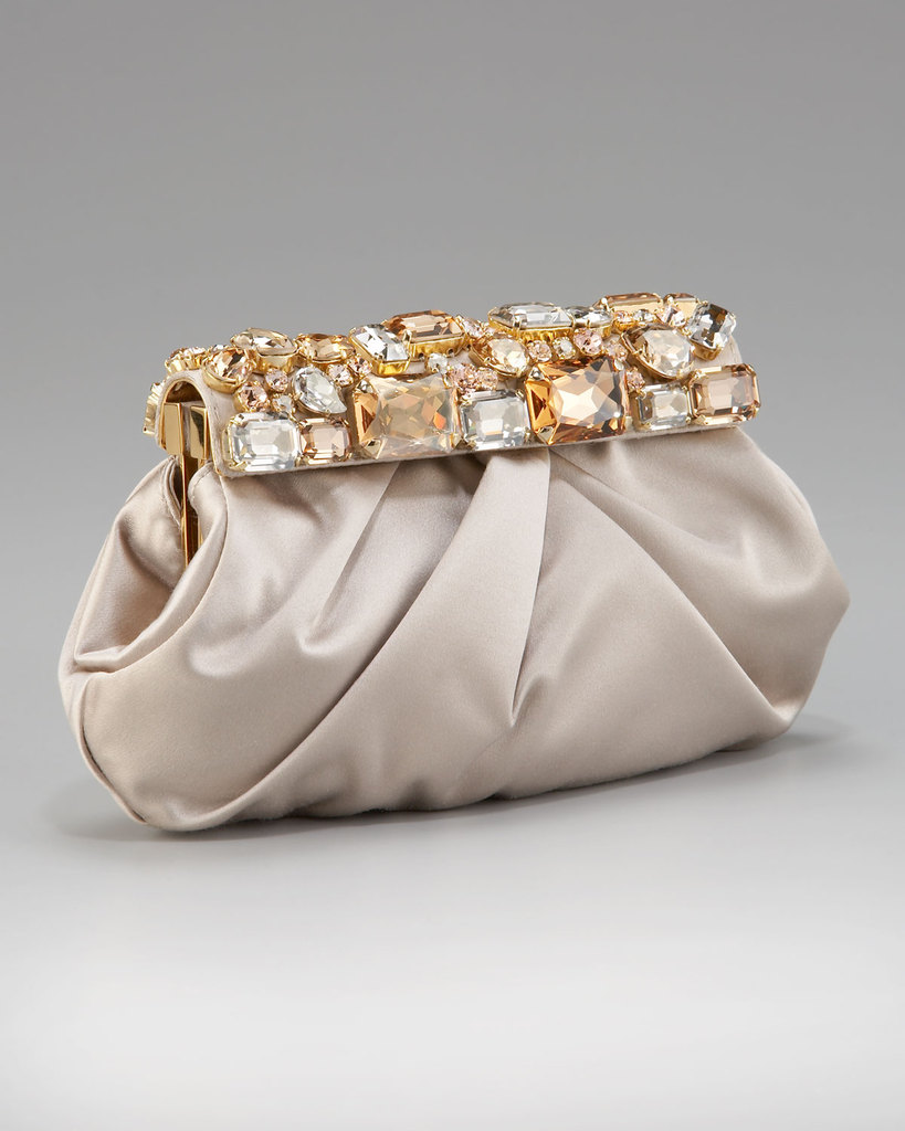 photo of wedding splurge top 10 for fall 2012 Prada clutch