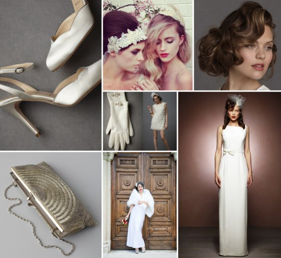 brides style guide to dressing for the wedding vintage bride
