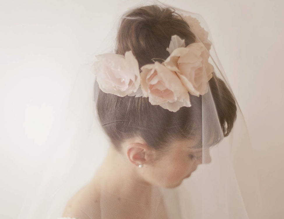 brides style guide romantic wedding day ballerina bun